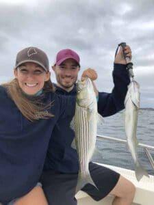 , Striper Fishing