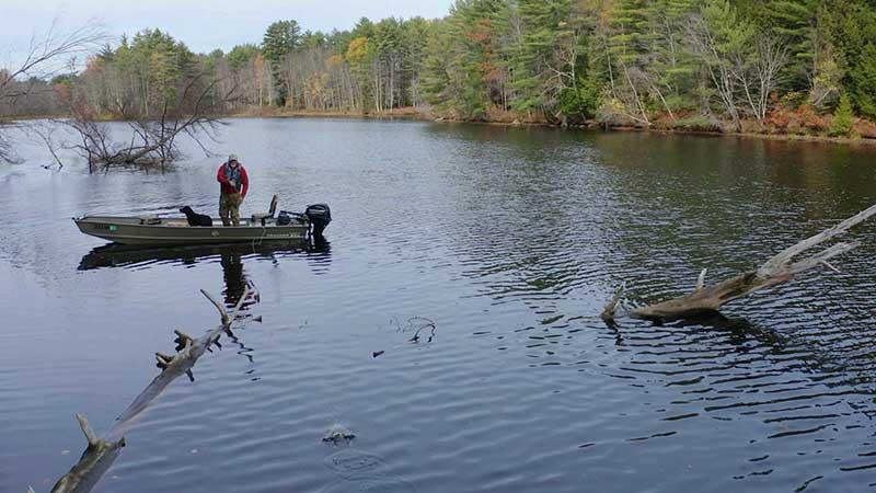 Maine Bass Fishing Guide