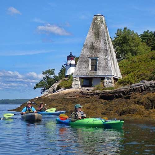 Beacon, Boatyard, Creeks and Crags Kayak Trip