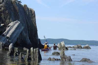 Open Coast Kayak Tours